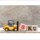 What is SKU and why is it crucial for effective inventory management?