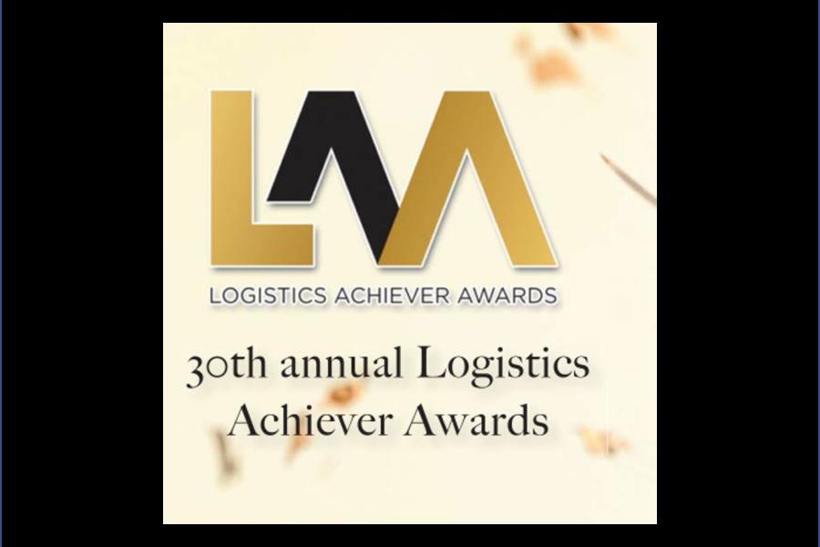 LAA 30th ANNUAL LOGISTICS ACHIEVER AWARDS