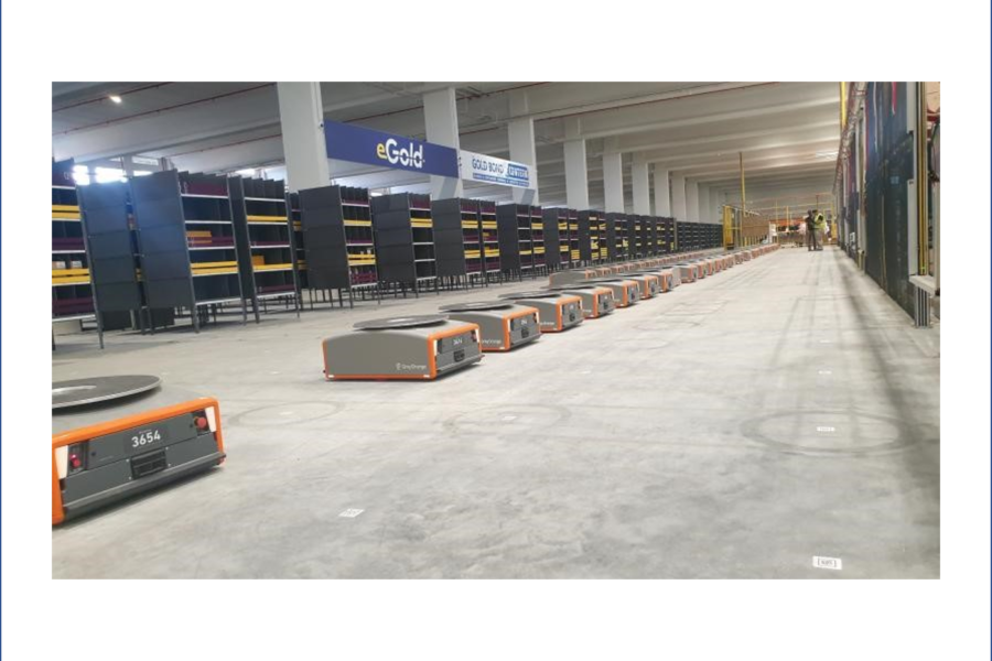 The Gold Bond Group Ltd., Maximises eCommerce Fulfillment with Sophisticated Robotics & Automation